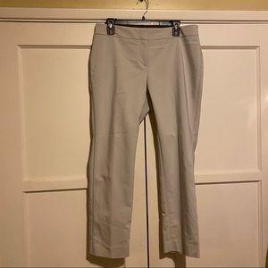 Ann Taylor Factory Petite Modern Trousers 10P